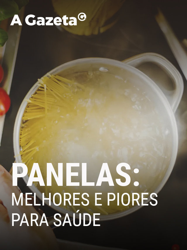 As panelas utilizadas no preparo dos alimentos podem impactar na qualidade final do preparo. Saiba como.